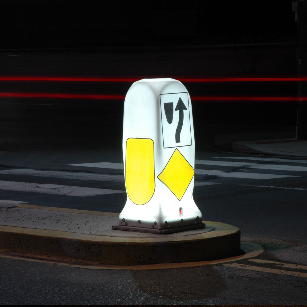 Simbol Illuminated Flexible Bollard